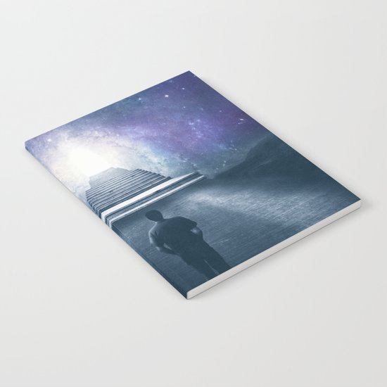 Stairway to Heaven Notebook