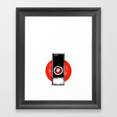 My Apologies. Framed Art Print