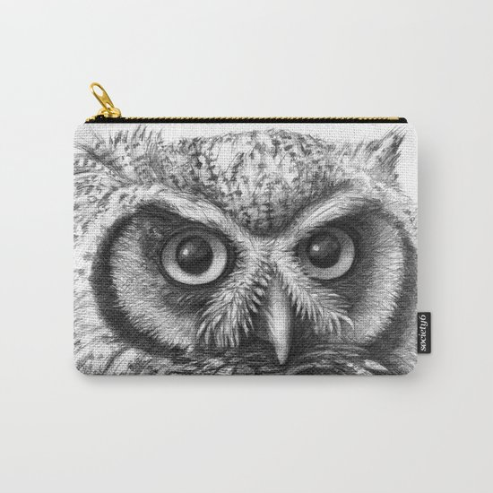 Intense Owl G137 Carry-All Pouch