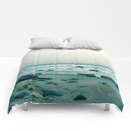 Block Island Beach Comforters