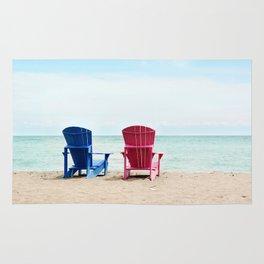 AFE Beach Chairs Rug