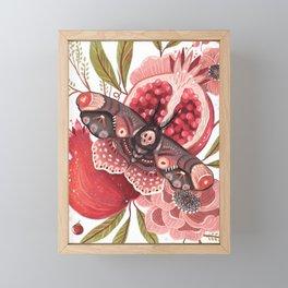 Moth Wings II Framed Mini Art Print