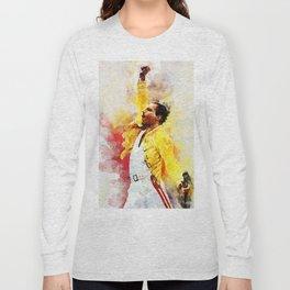 Freddie Art Long Sleeve T-shirt