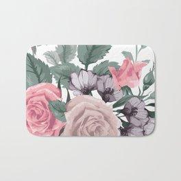 FLOWERS VIII Bath Mat