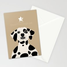 Dálmata Stationery Cards