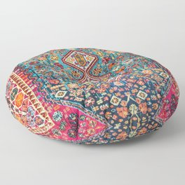 N131 - Heritage Oriental Vintage Traditional Moroccan Style Design Floor Pillow