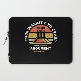 Science Funny Physics Chemistry Science Fiction Laptop Sleeve