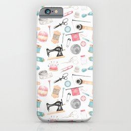 The Craft Room iPhone Case