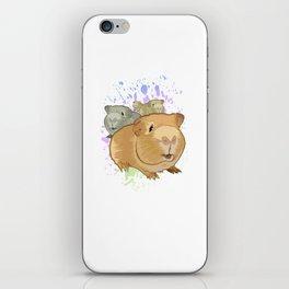 Guinea Pigs iPhone Skin