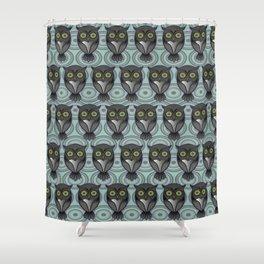 Owling pt2 Shower Curtain