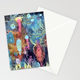 Space Hive Stationery Cards