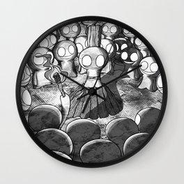 Unanimous Wall Clock