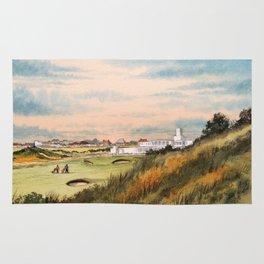 Royal Birkdale Golf Course Rug