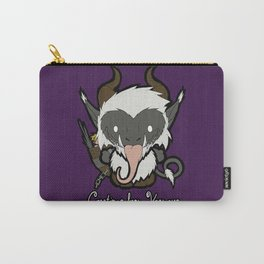 Greetings from Krampus! Carry-All Pouch