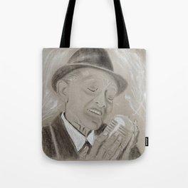 Jimmy Scott Tote Bag