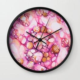 Future Fruit Wall Clock