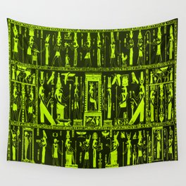 Egyptian serigraphy Wall Tapestry
