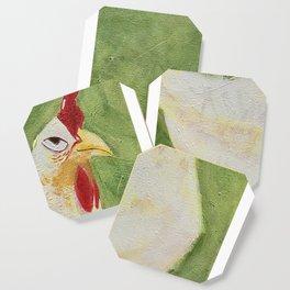 Sassy Chicken Coaster
