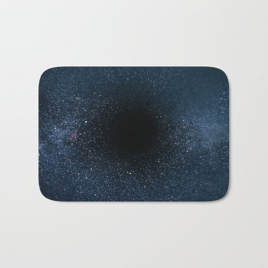 Black hole Bath Mat