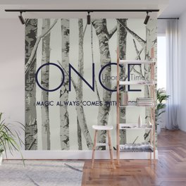Once Upon a Time (OUAT) Wall Mural