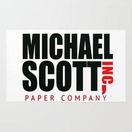 Michael scott Rug
