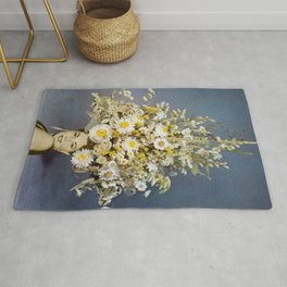 Floral Fashions Rug