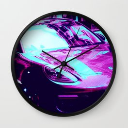 Girls Don't Like Boys Girls Like Cars and Money Wall Clock