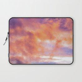 Flat Top Storm Clouds - Alaska Laptop Sleeve