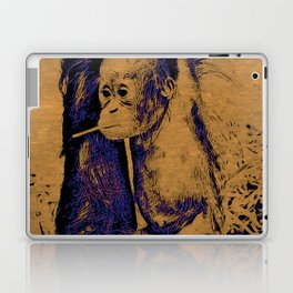 Animal ArtStudio 12516 Orang Baby Laptop & iPad Skin