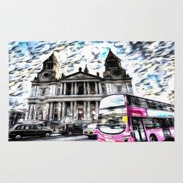 London Classic Art Rug