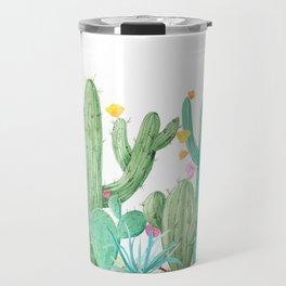 Cactus Cacti Succulent Garden Desert Southwest Travel Mug