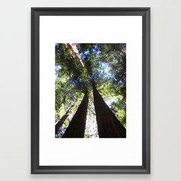 We Build this Together Framed Art Print