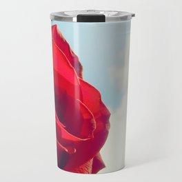 Summer Rose Travel Mug