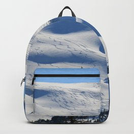 Back-Country Skiing - II Backpack