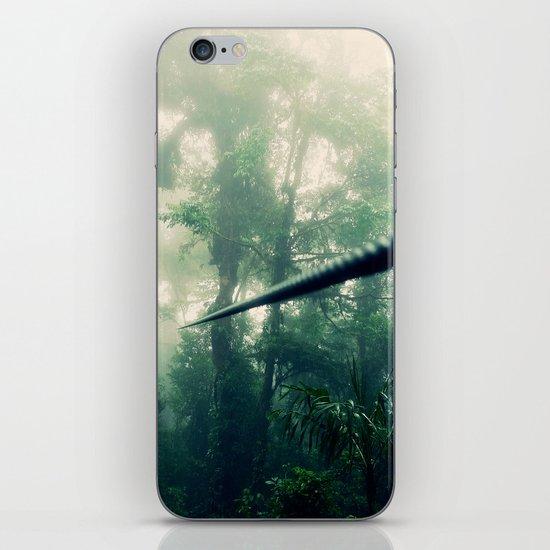 Zip Line iPhone Skin