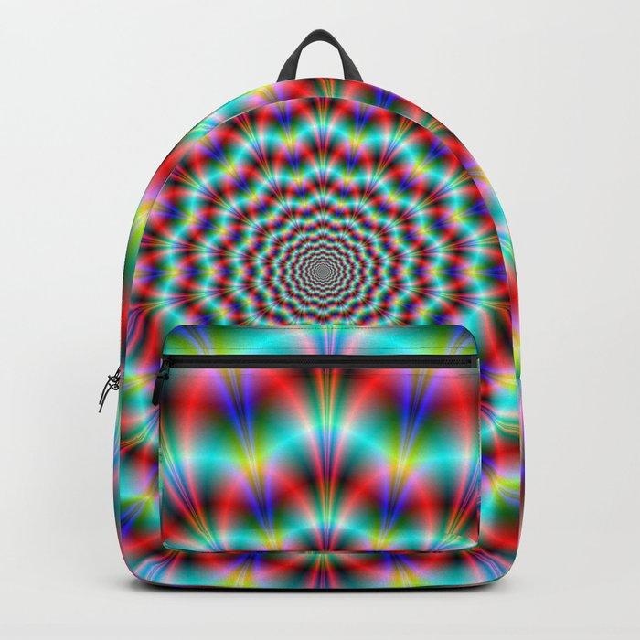 Spider's on Acid Backpack