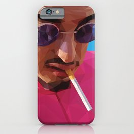 Pink Guy iPhone Case