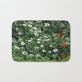 Tiny Flowers Bath Mat