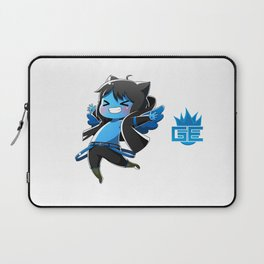 Chibi Luc (Expression 2) Laptop Sleeve