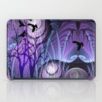 bebop iPad Cases featuring Magical Swamp by thea walstra