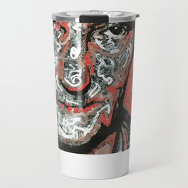 William Burroughs  Travel Mug