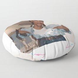 LB Barack Floor Pillow