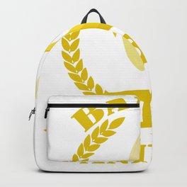 banana bananas striptease fruit banana yellow crooked Backpack