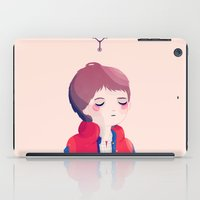mcfly iPad Cases featuring Marty by Nan Lawson