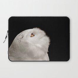 Snowy Owl Laptop Sleeve