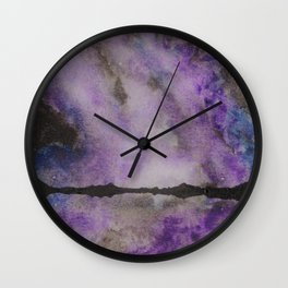 In the Mystery (Enhanced) Wall Clock