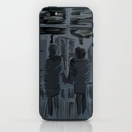 You Met Me At A Very Strange Time In My Life iPhone Skin