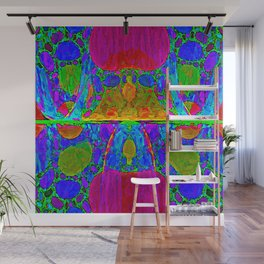 Dippy Doodle Wall Mural