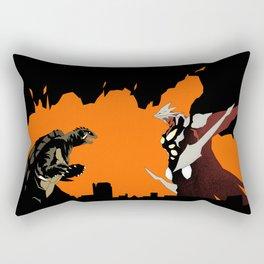 Gamera 3: Revenge of Iris Rectangular Pillow