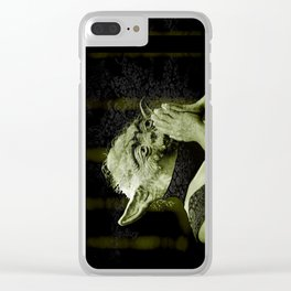 The DalaiYOda Clear iPhone Case